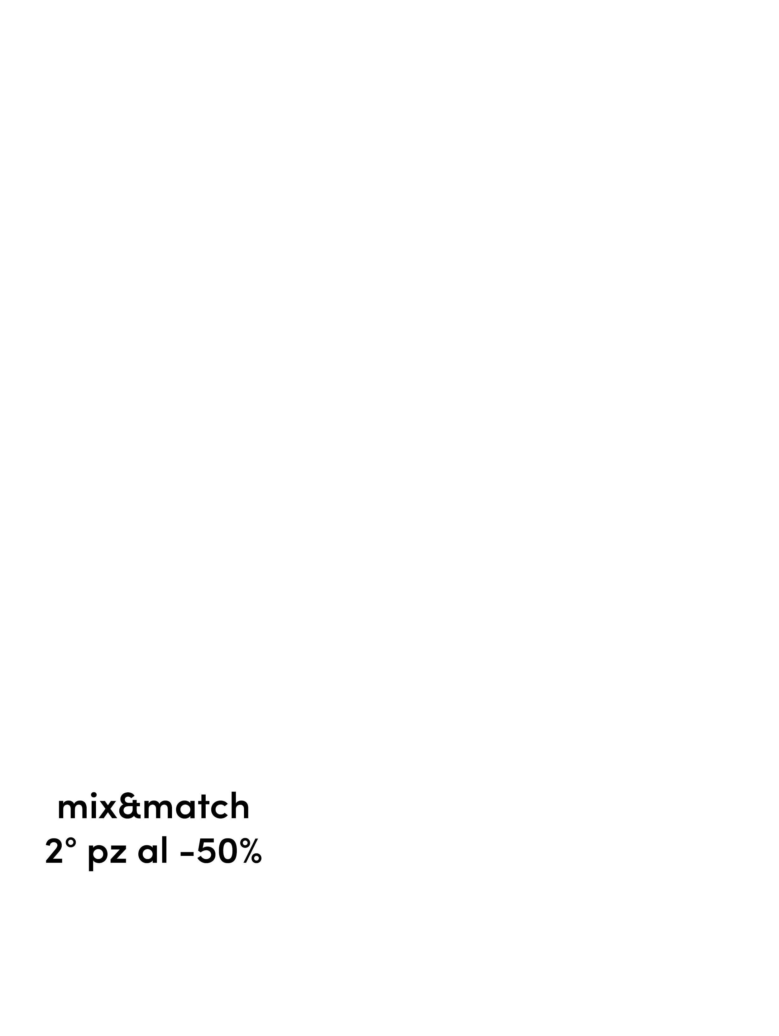 mix&match pigiami donna secondo al -50%