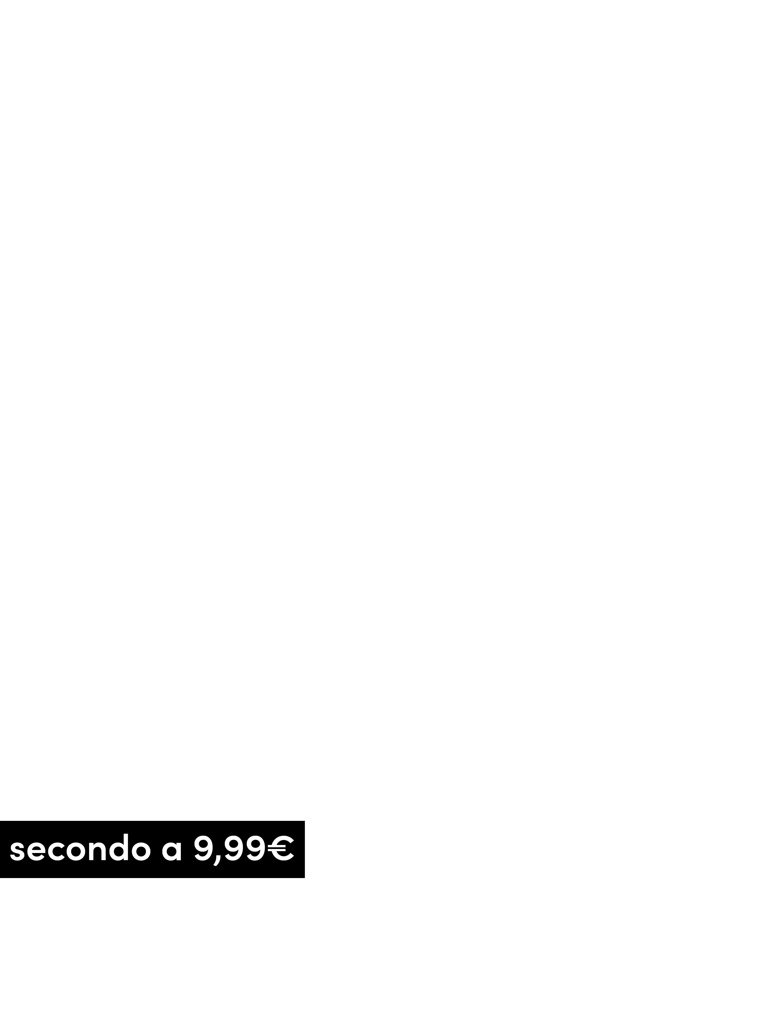 SecondO a 9.99