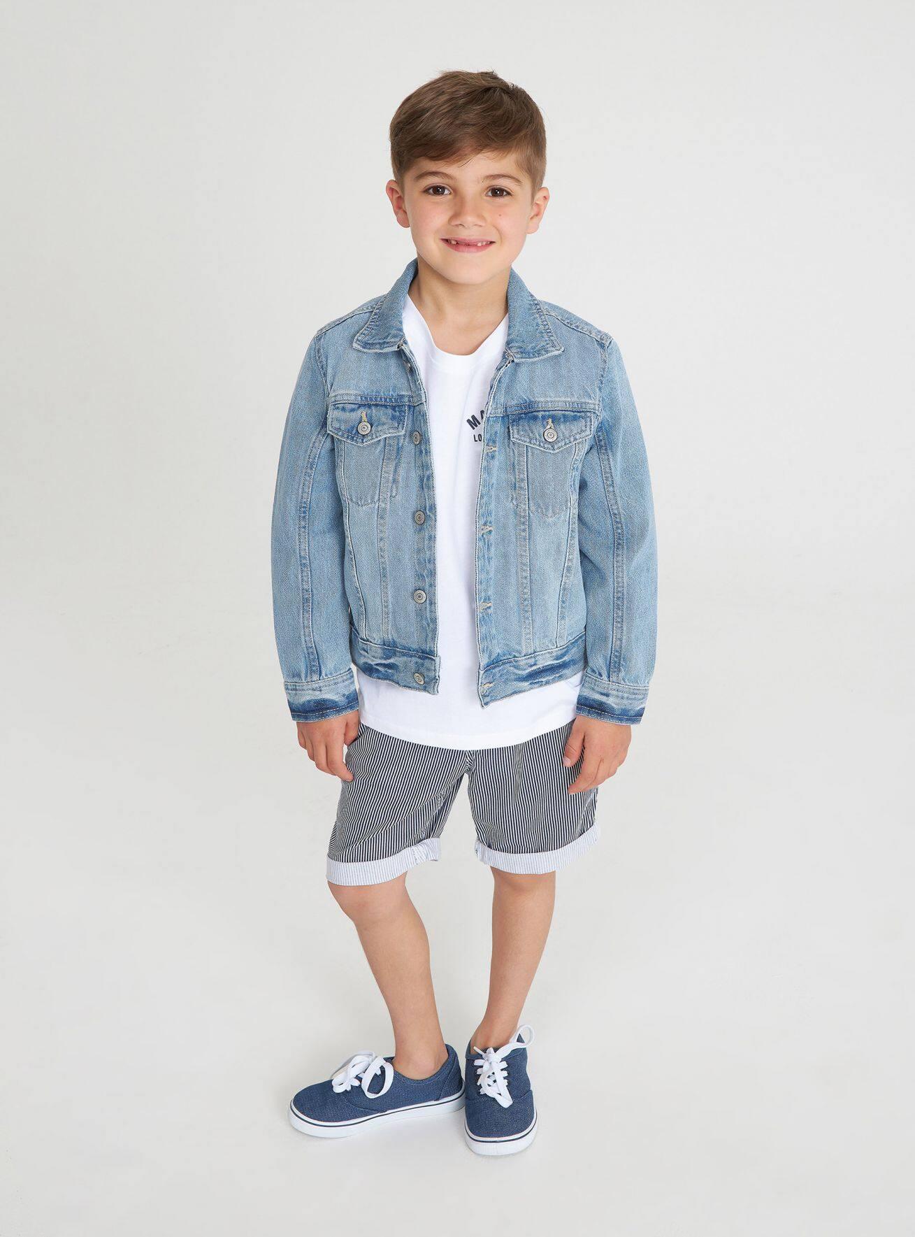 Pantalone Corto Junge Terranova