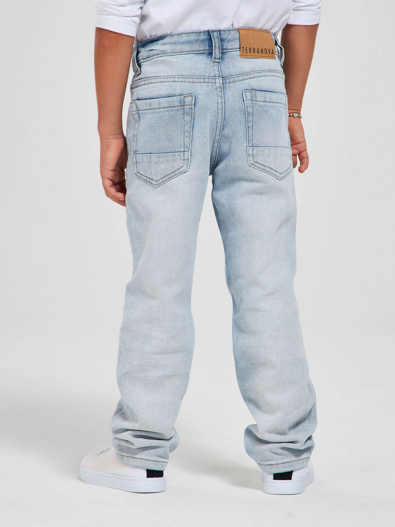 Long pants jeans Boys Terranova