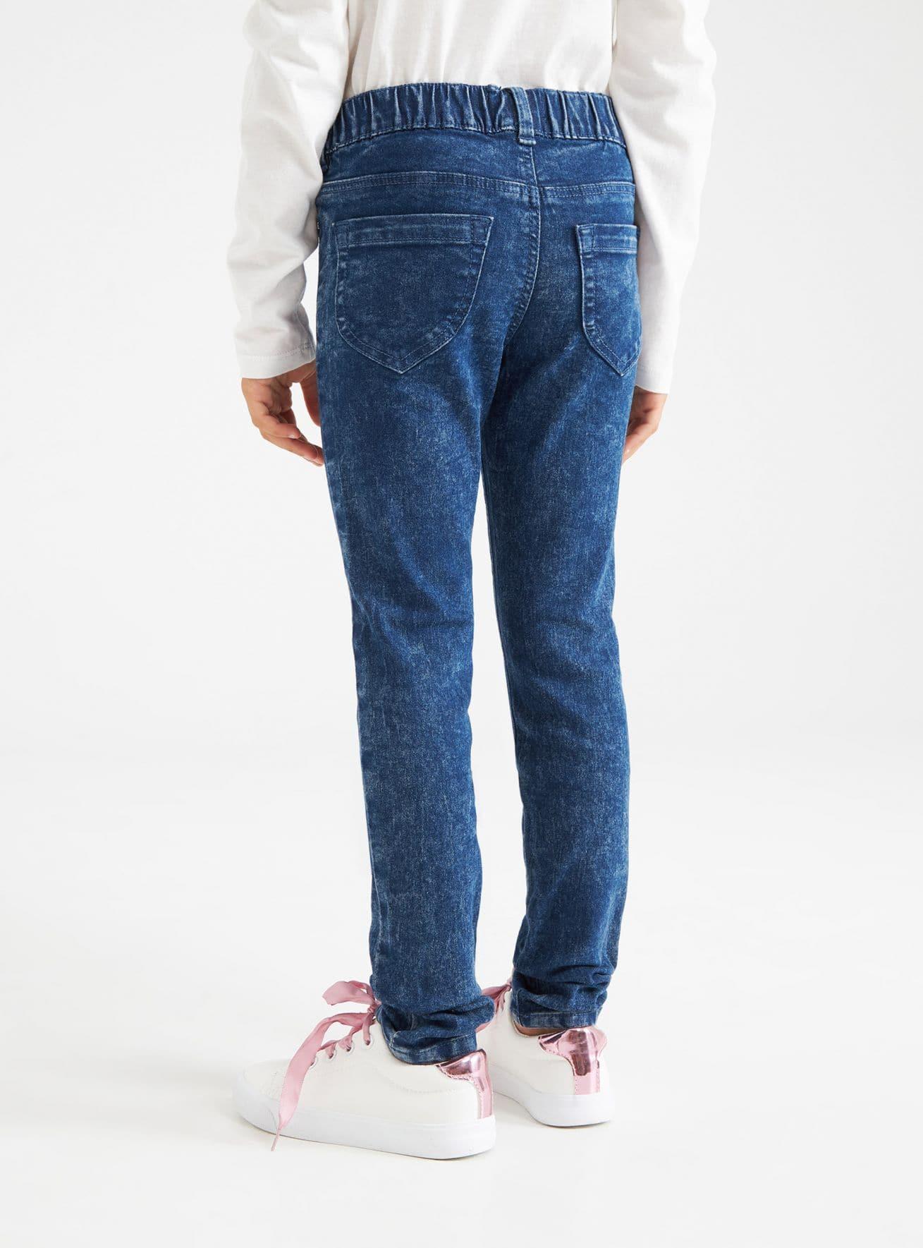 Pantalone Jeans Lungo Mädchen Terranova
