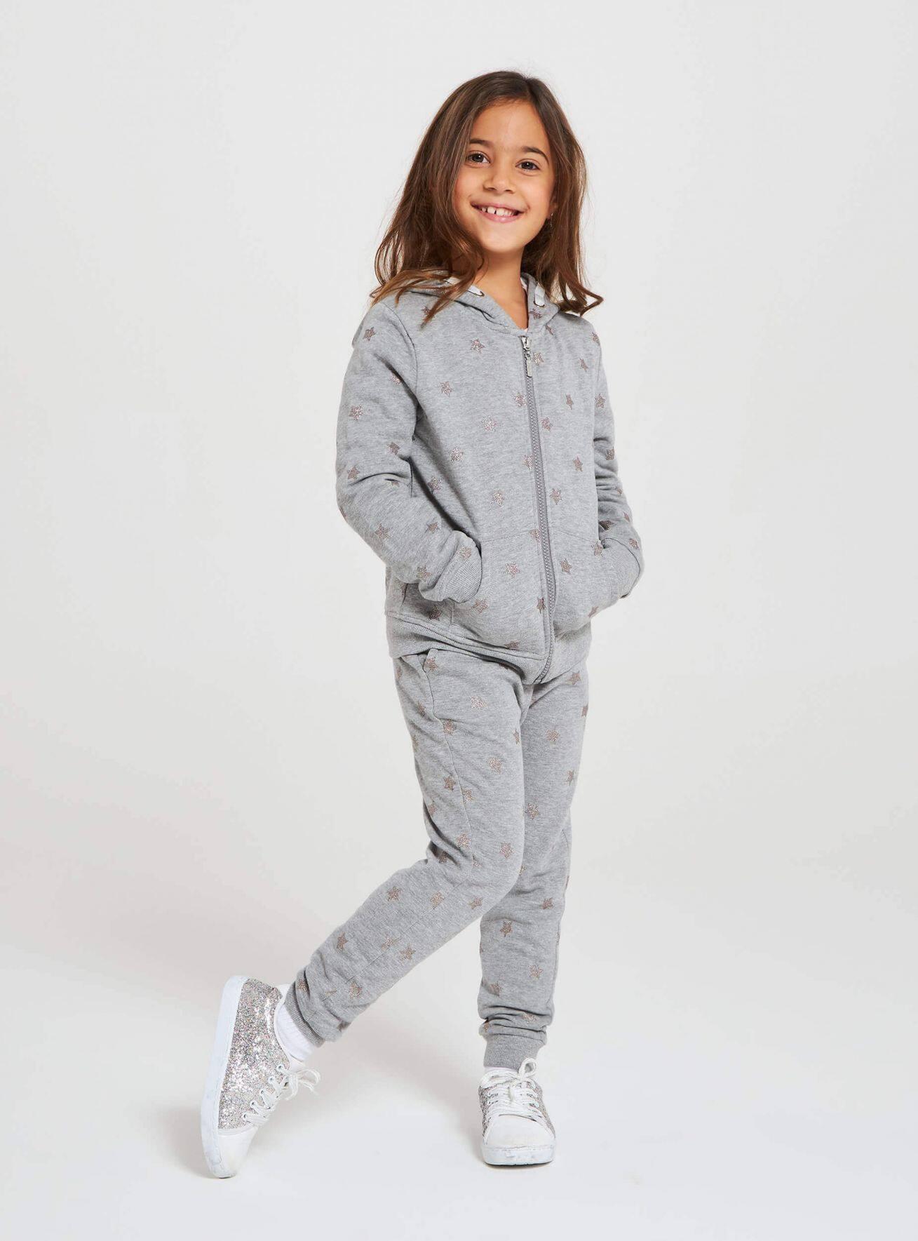 Pantalone ginnico Lungo Bambina Kids
