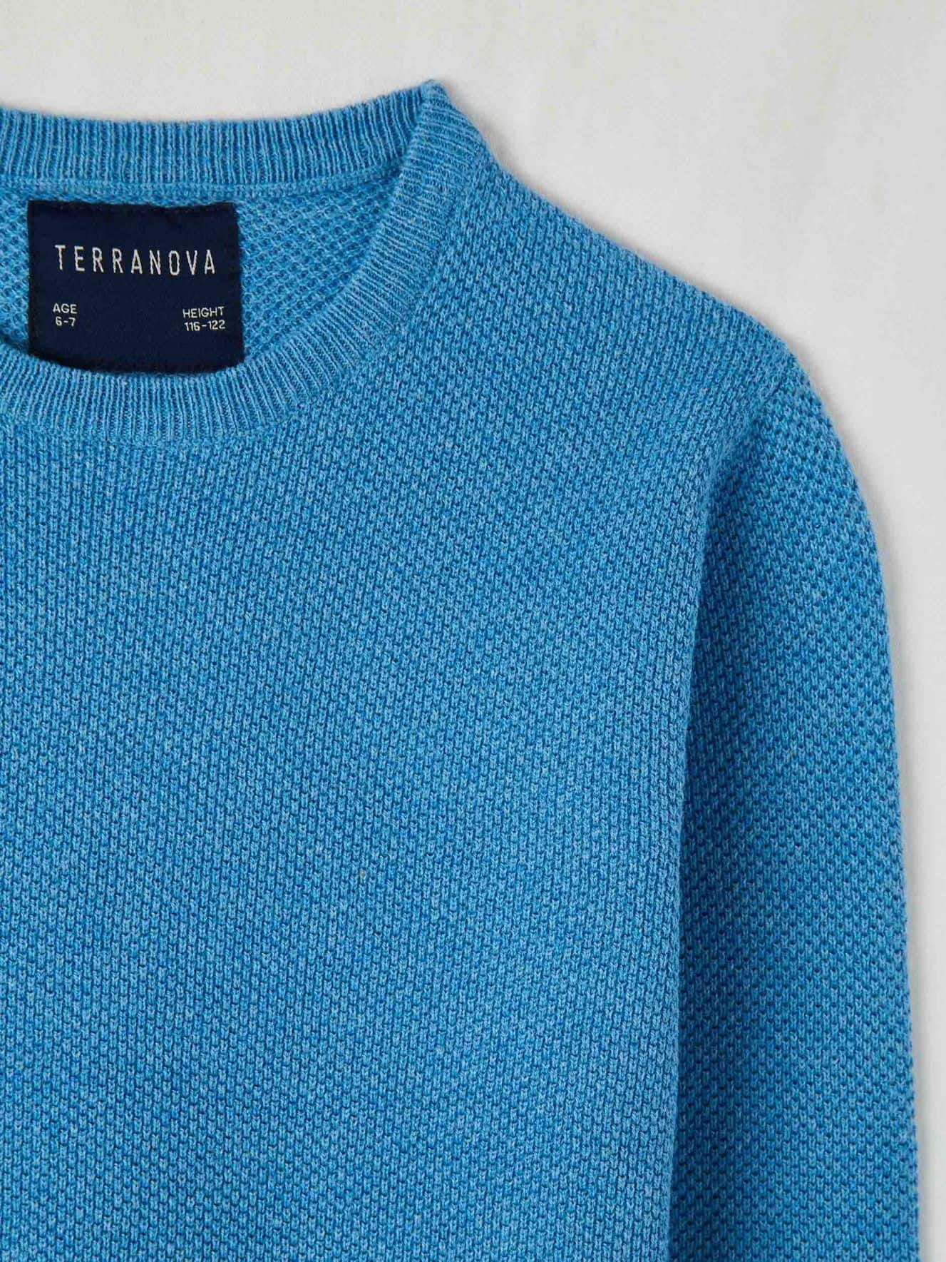 Sweater 3-5 Boys Terranova