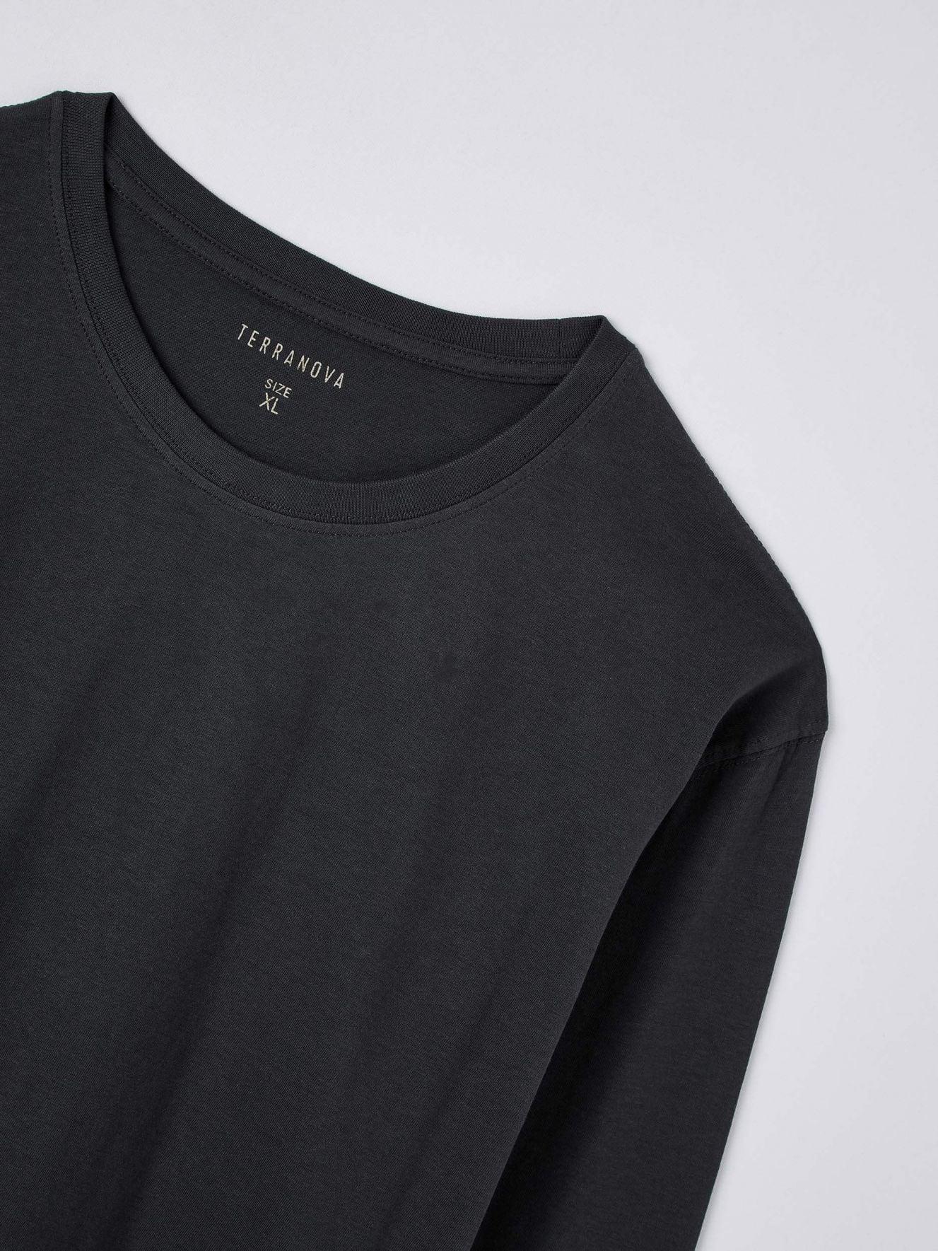 T-Shirt ML Herren Terranova