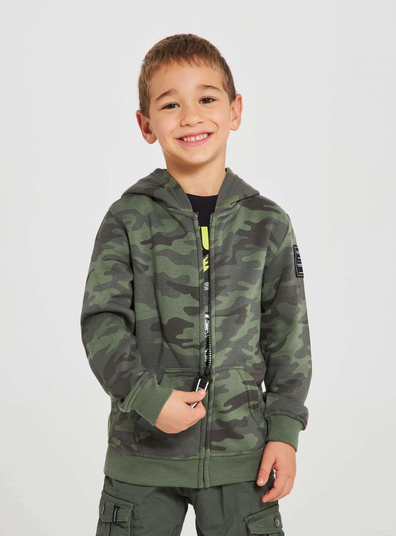 Felpa Детски дрехи за момчета 010