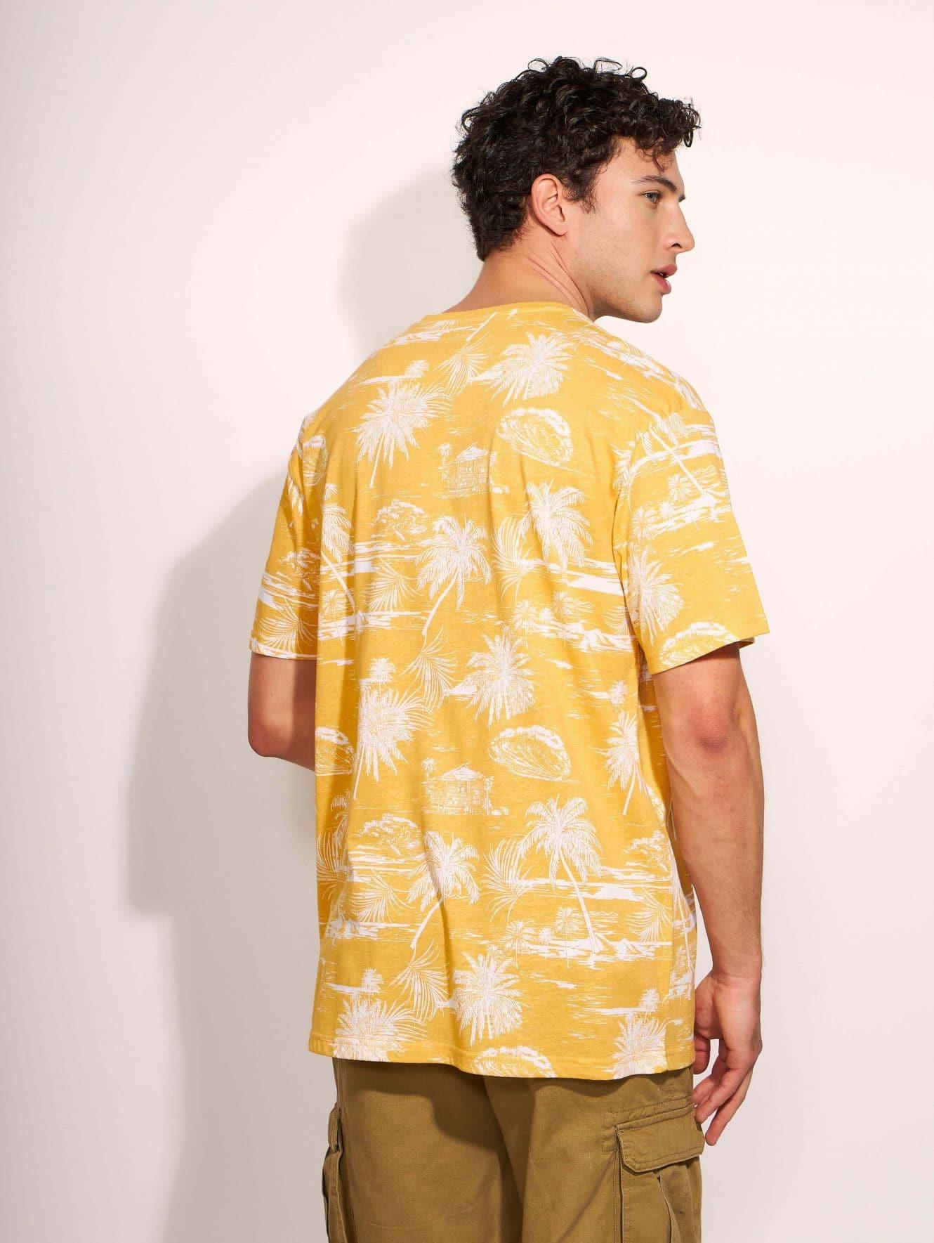 Short-sleeved T-shirt Man Terranova