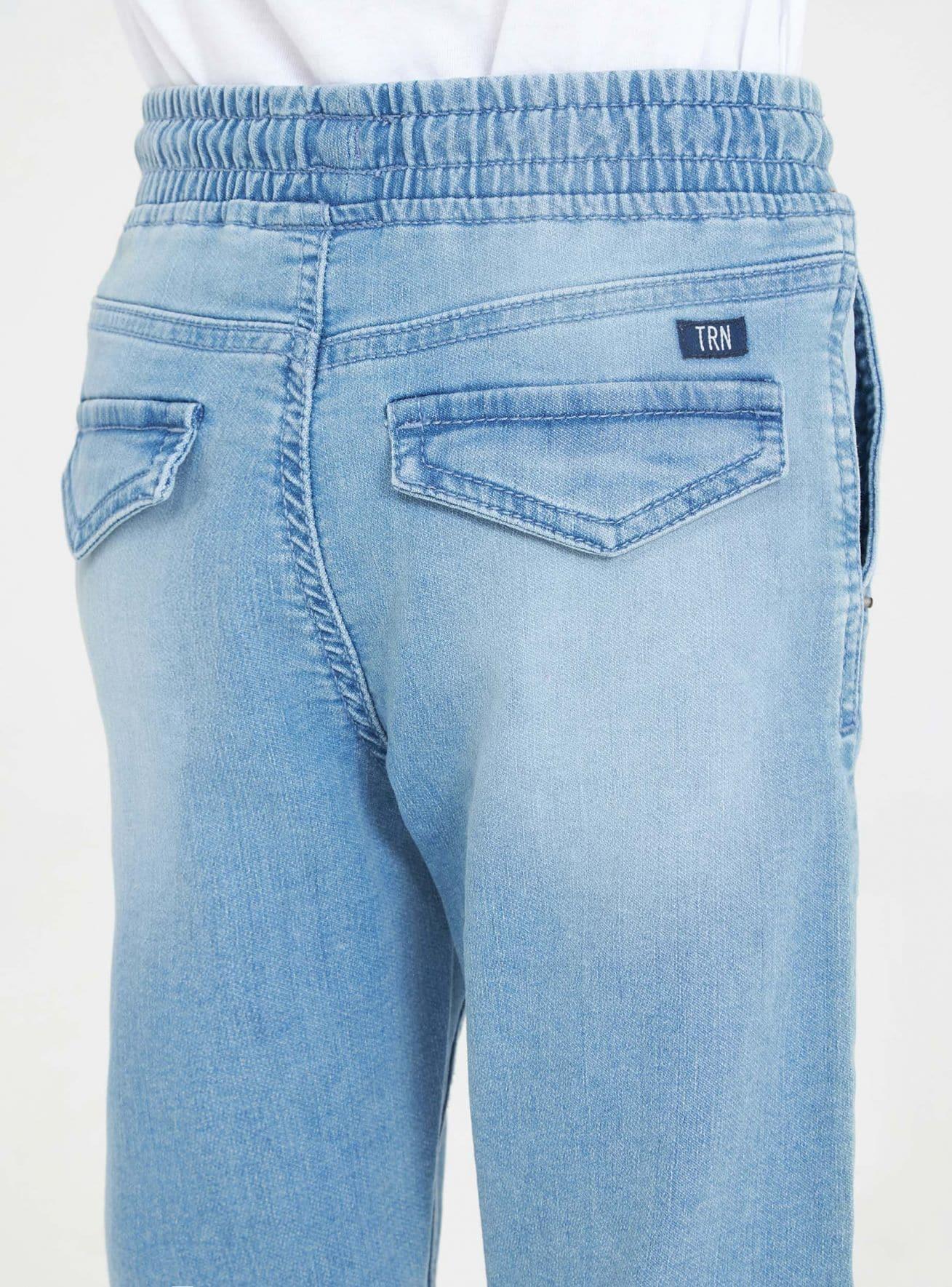 Pantalone Jeans Lungo Bambino Kids