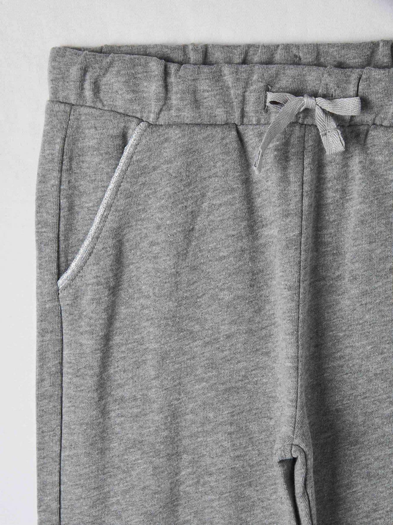 Pantalone ginnico Lungo Детски дрехи за момичета 010