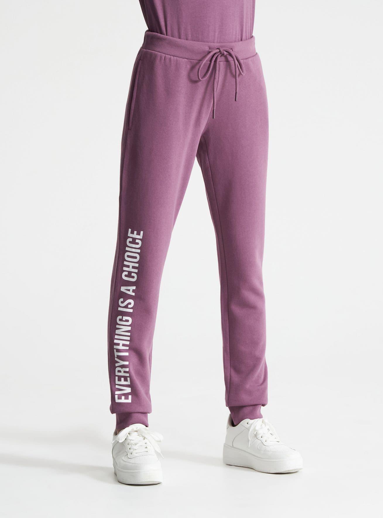 Pantalone ginnico Lungo Donna Terranova