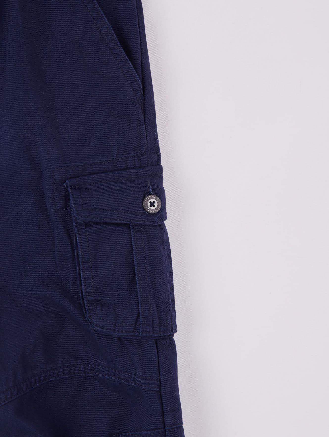 Pantalone Lungo Junge Terranova