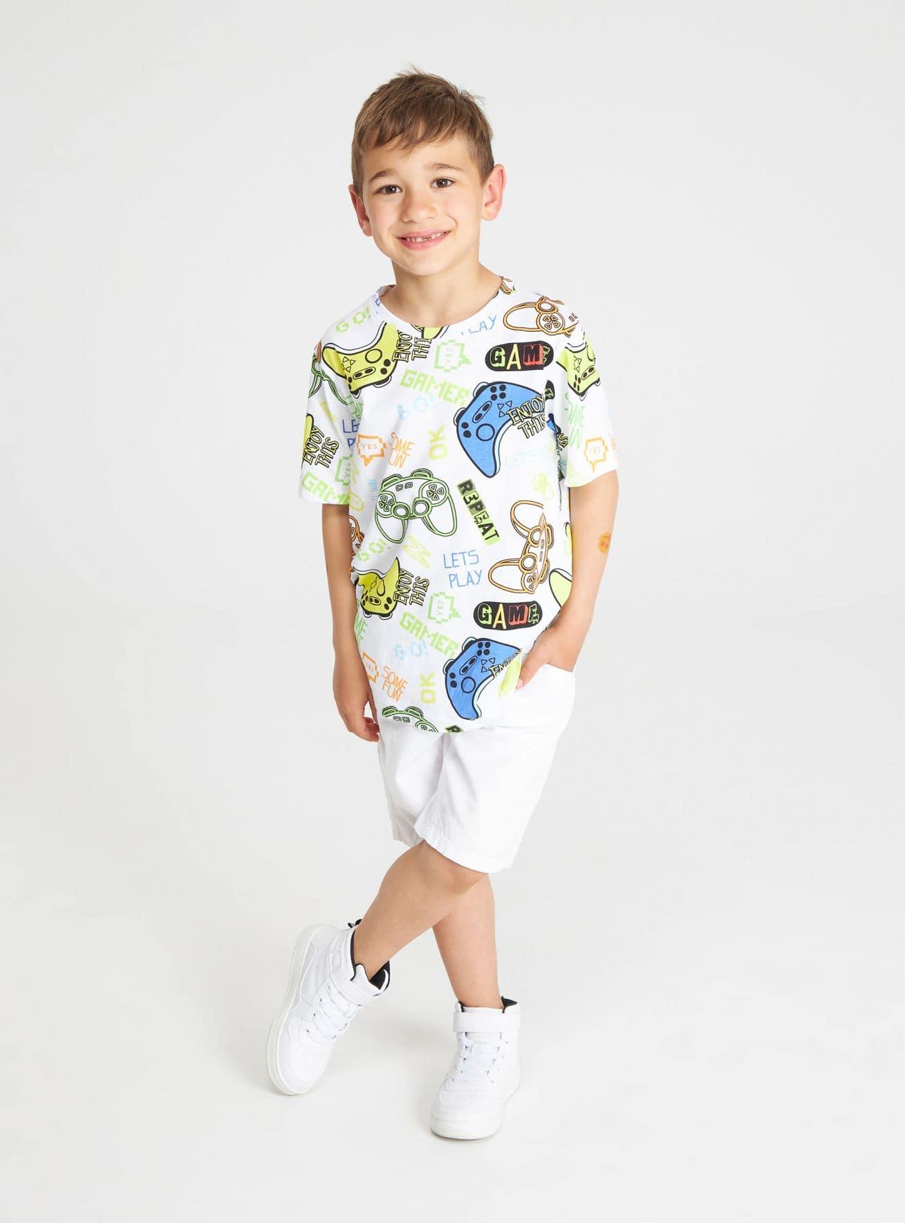 Pantalone Corto Bambino Kids