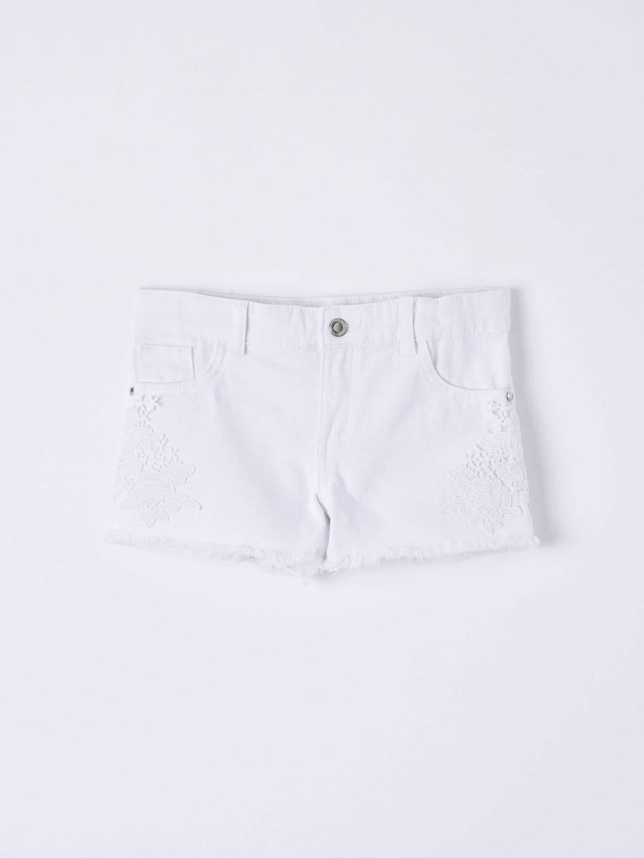 Pantalone Corto Bambina Kids