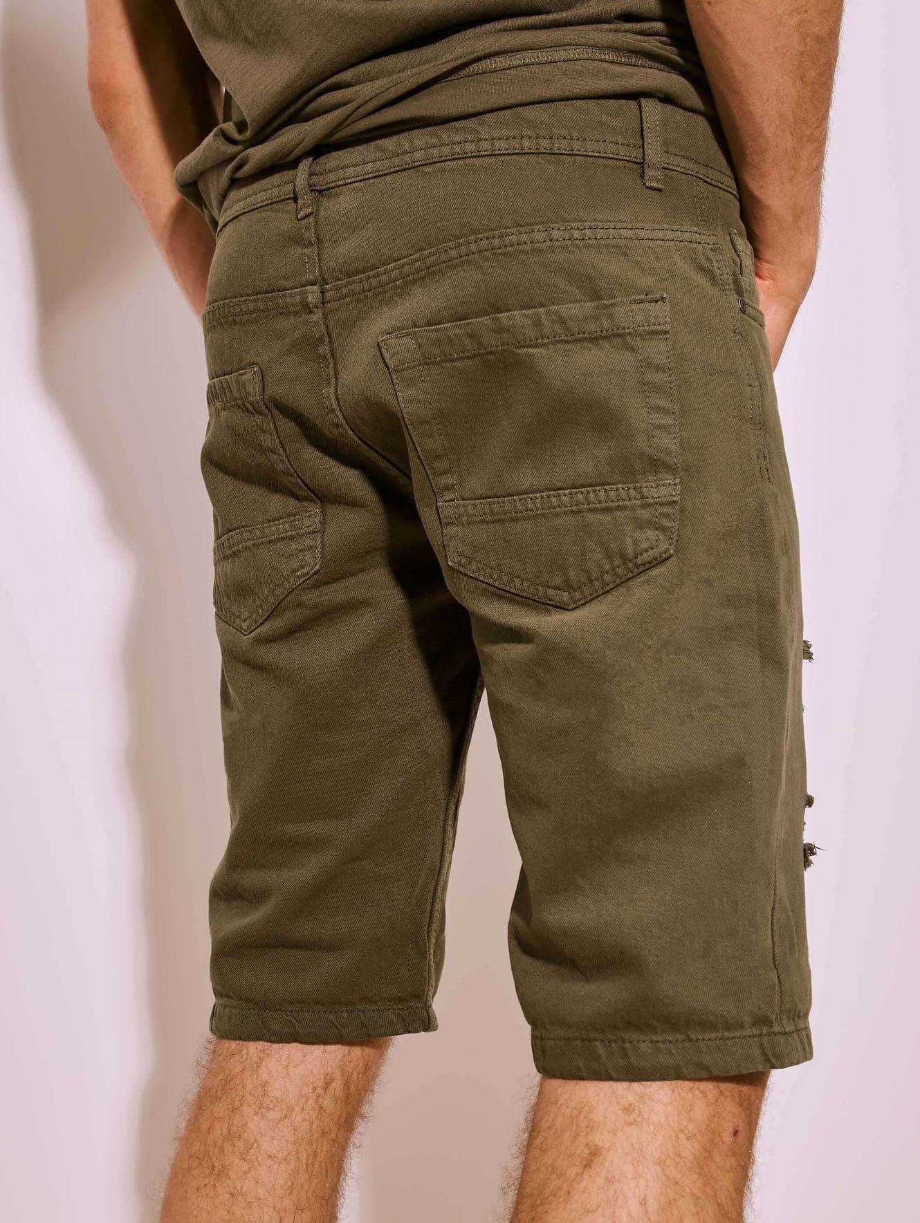 Pantalone Corto Uomo Terranova