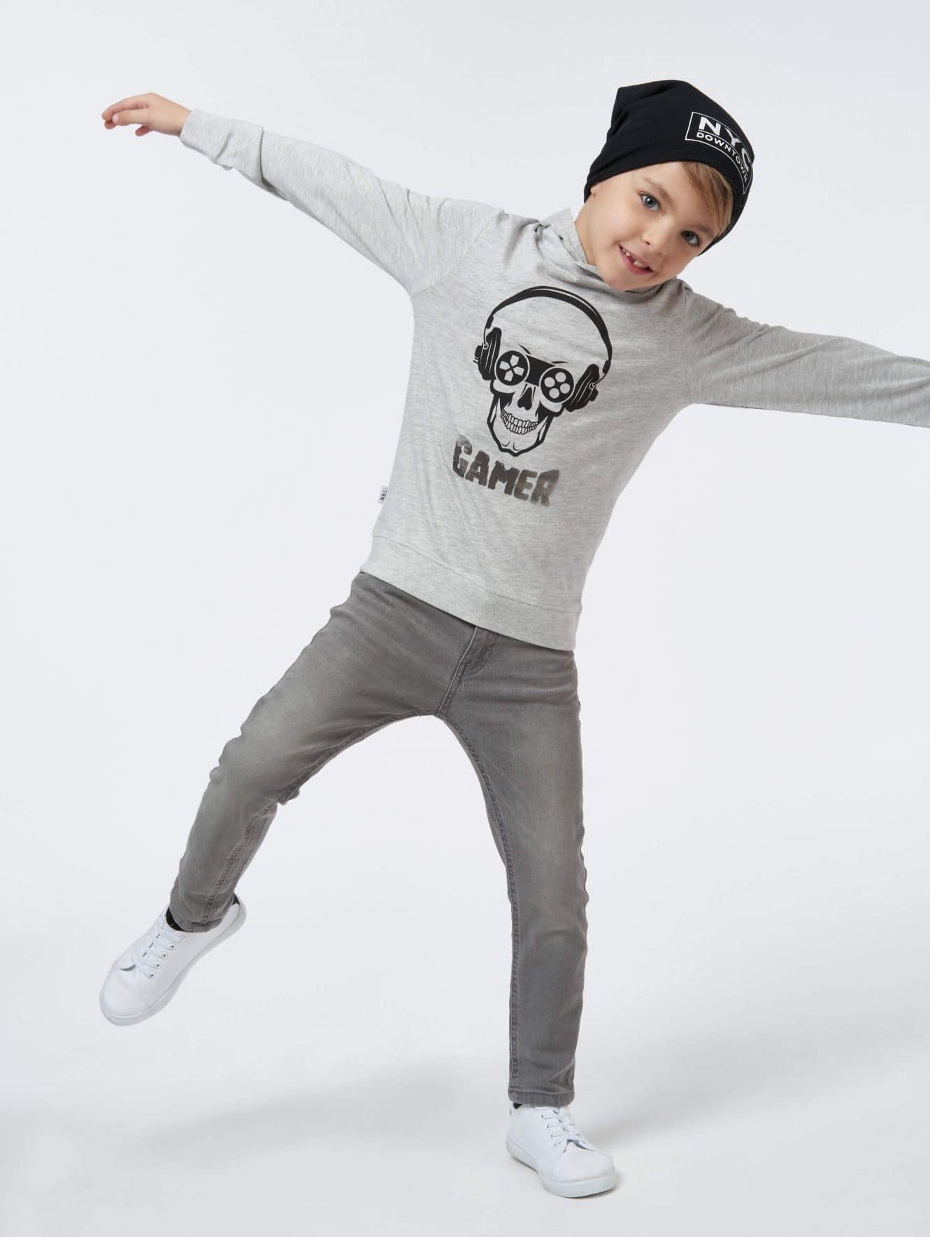 Long-sleeved T-shirt Boys Terranova