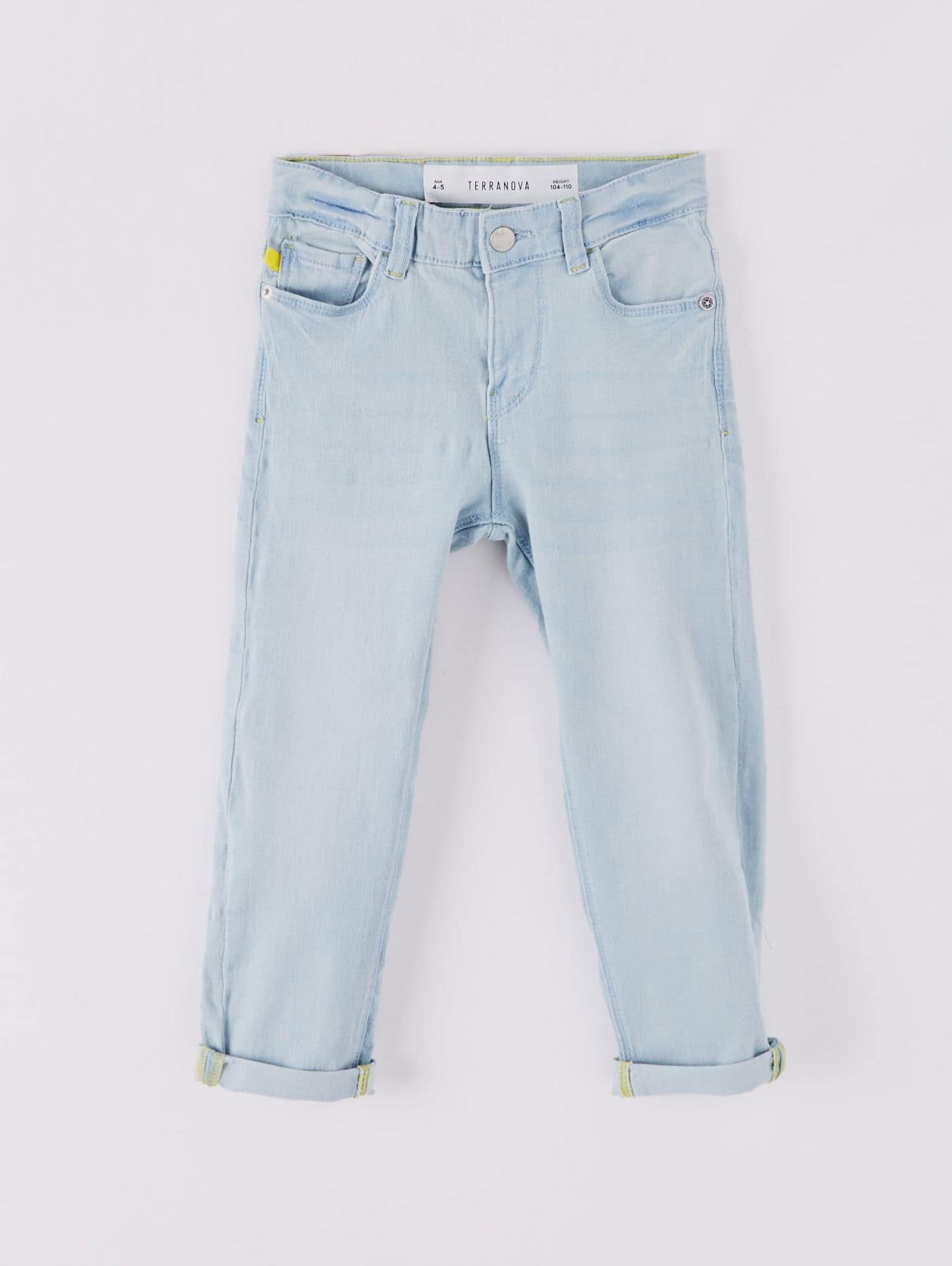 Long pants jeans Boys Terranova