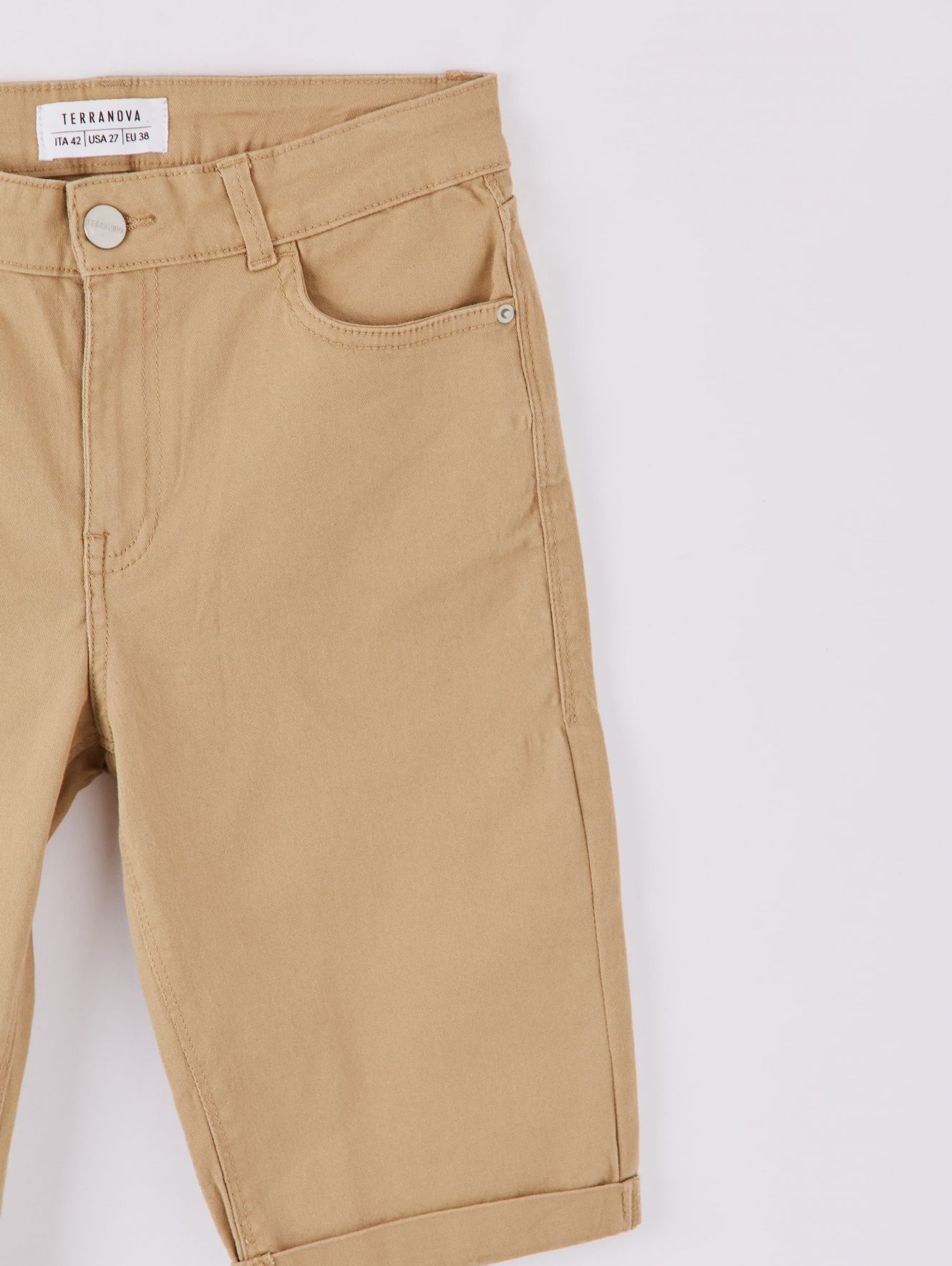 Short pants Woman Terranova