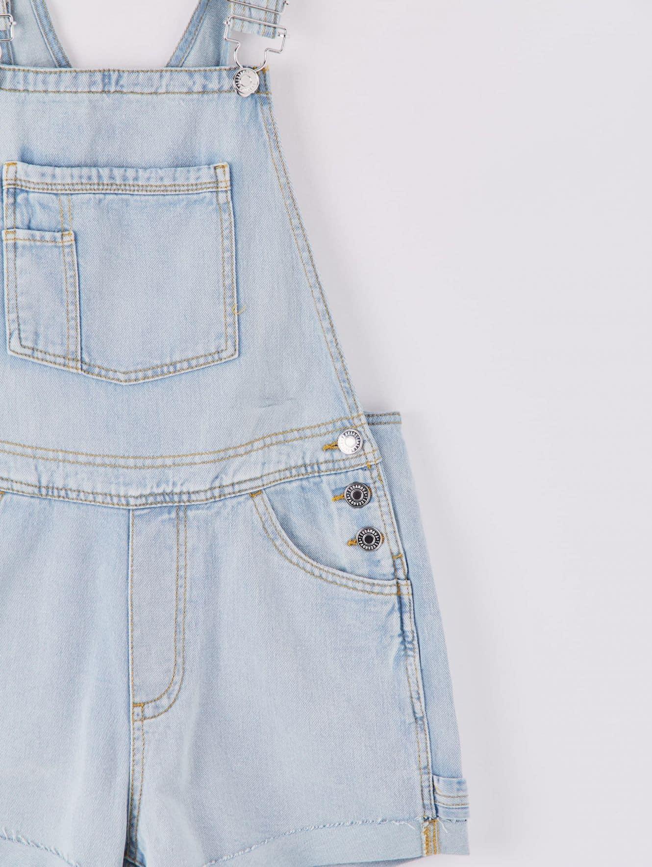Pantalone Jeans Corto Donna Terranova
