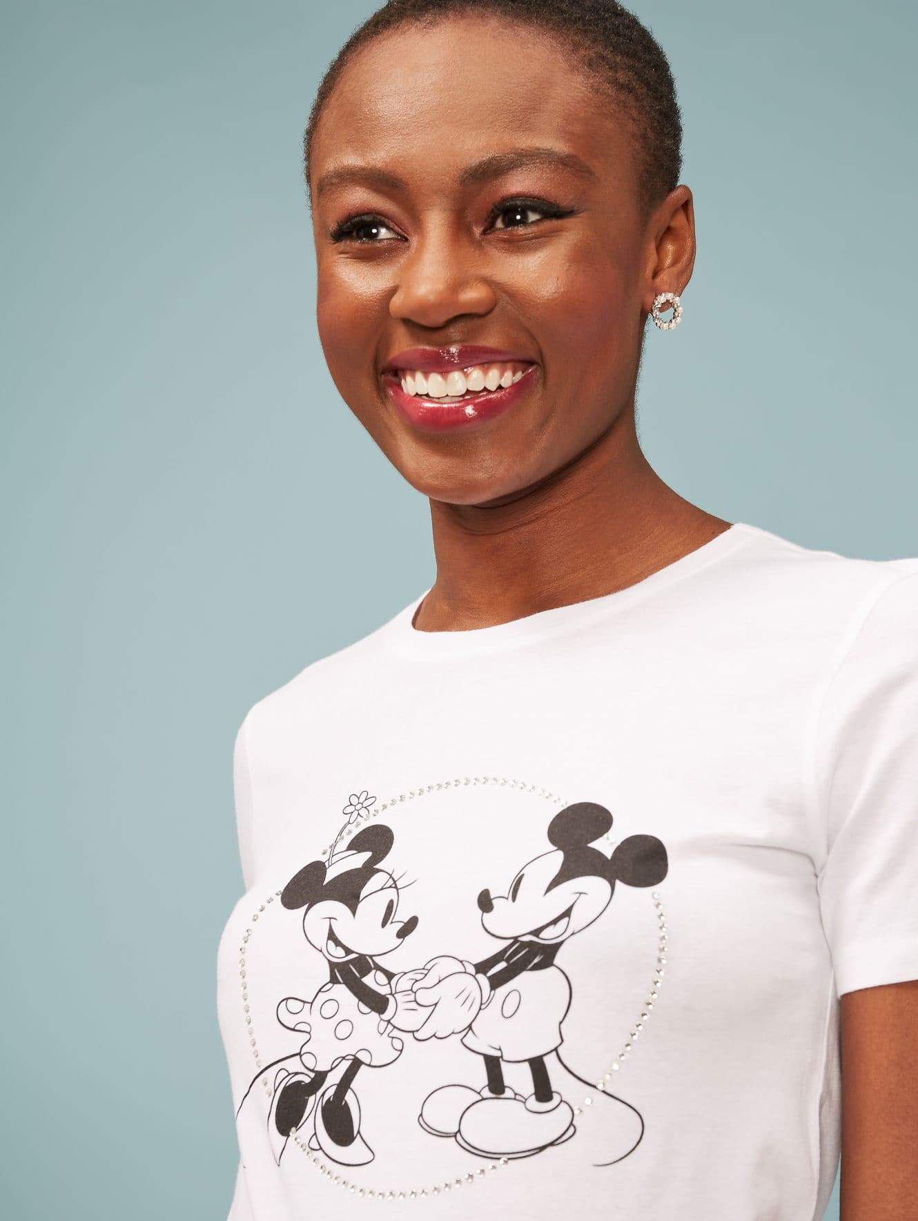 T-shirt Minnie et Mikey Mouse®