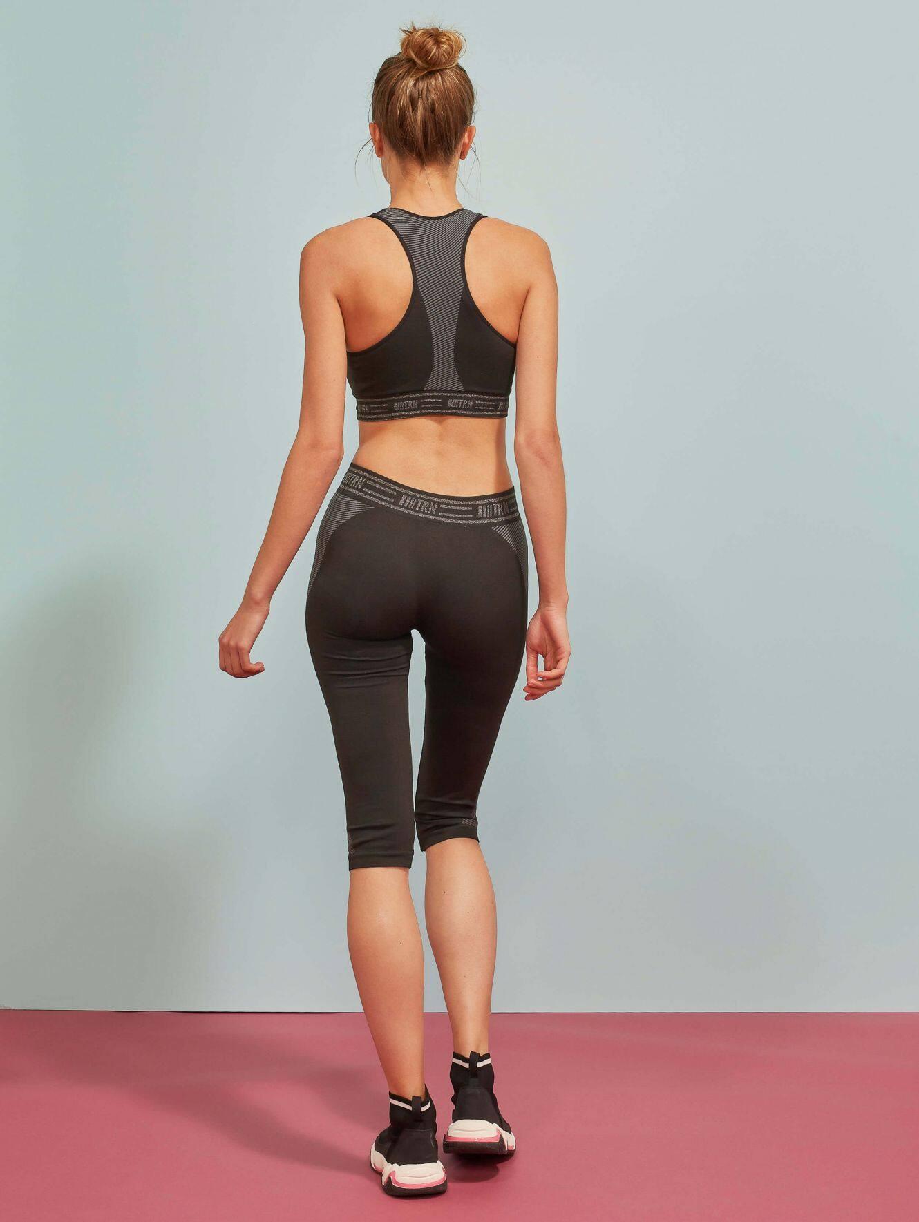 Short leggings Woman Terranova