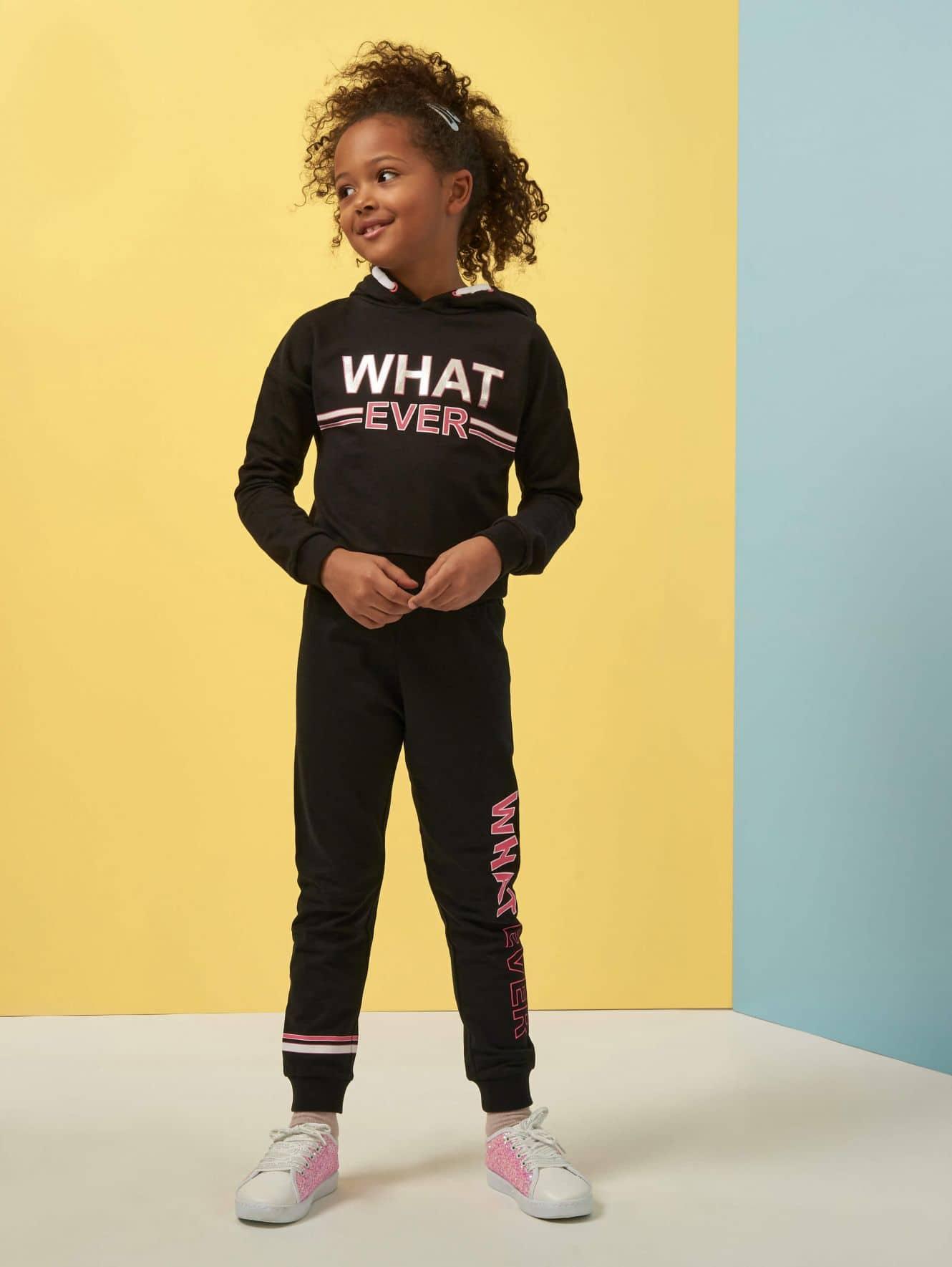 Full-length gym pants Girls Terranova