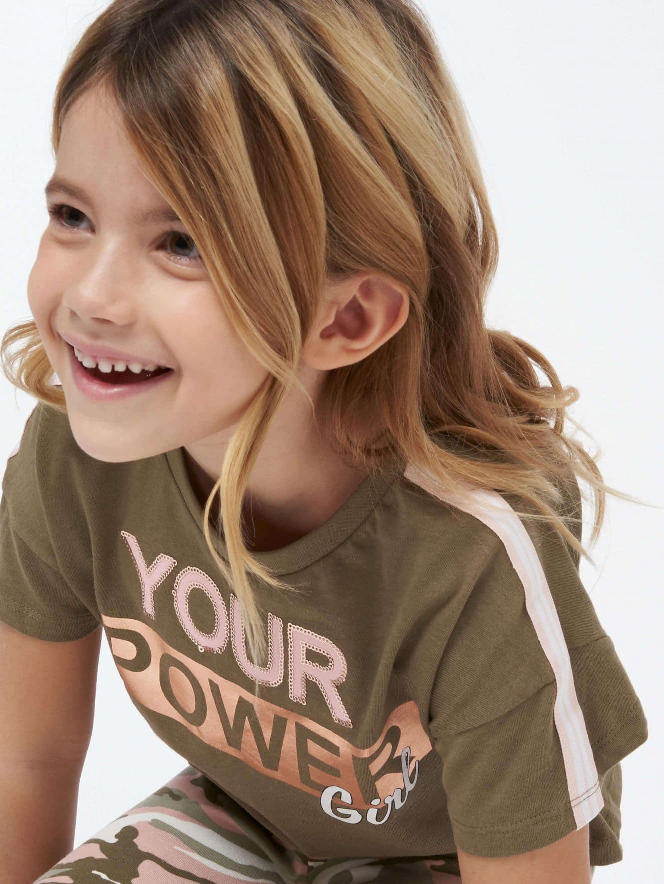 T-Shirt MC Bambina Kids