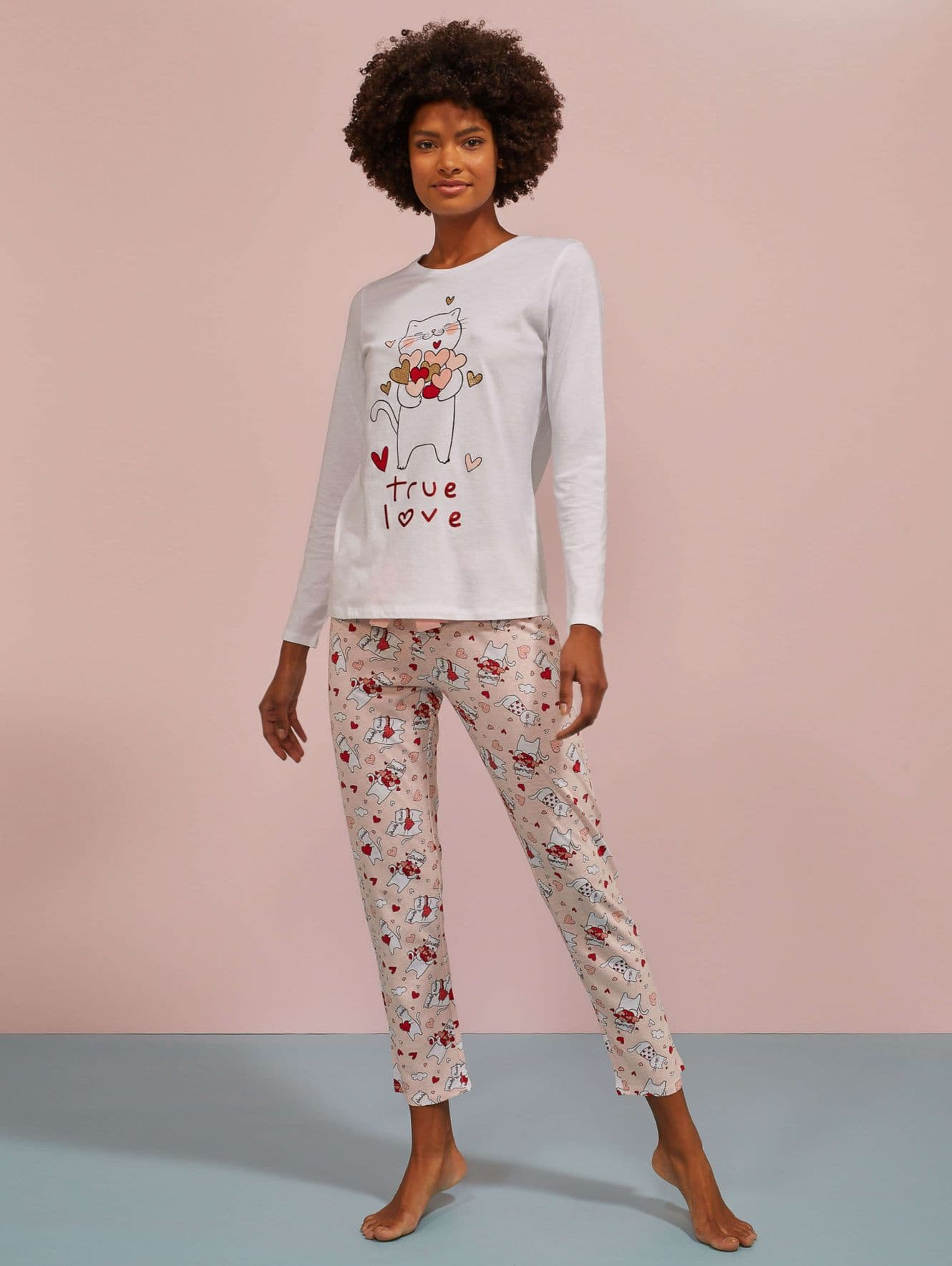 T-Shirt ML Donna Intimo