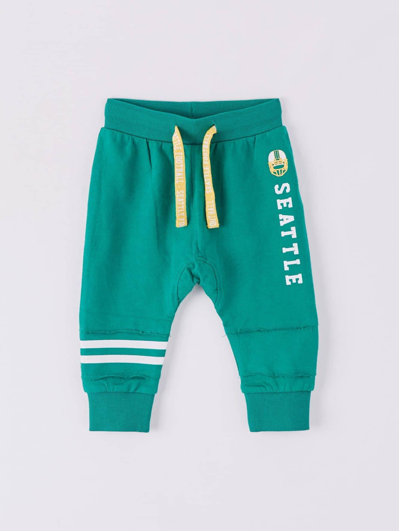 Pantalone ginnico Lungo Neonato Kids
