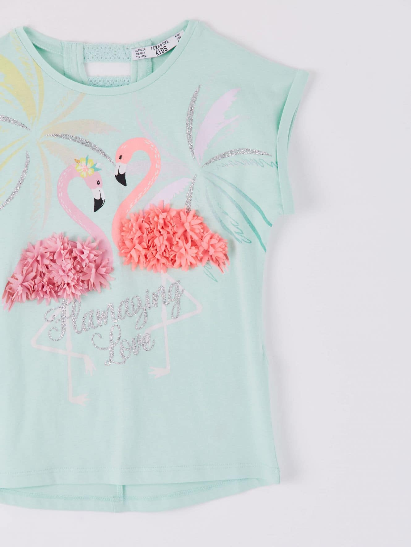 T-Shirt MC Bambina Kids