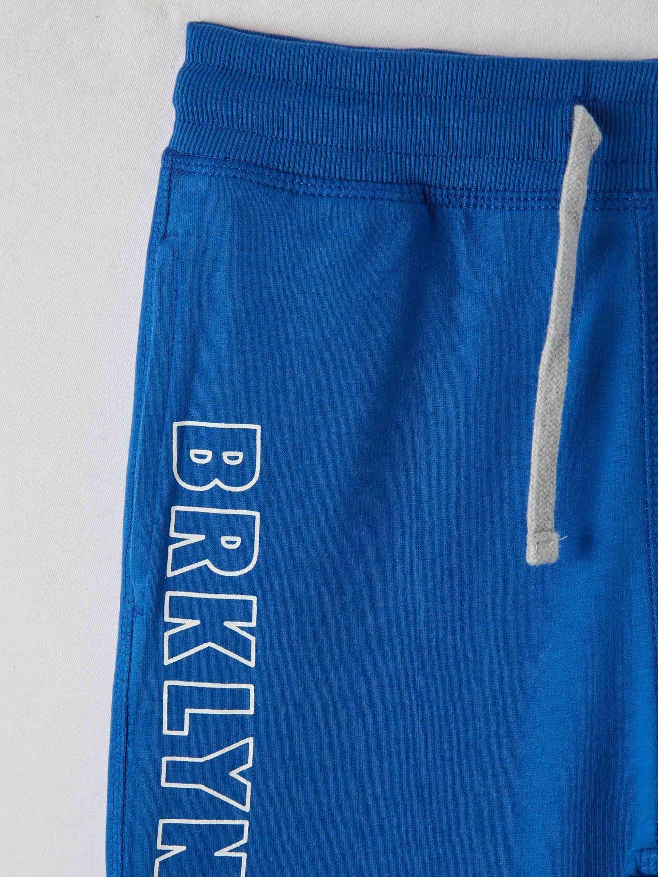 Full-length gym pants Boys Terranova