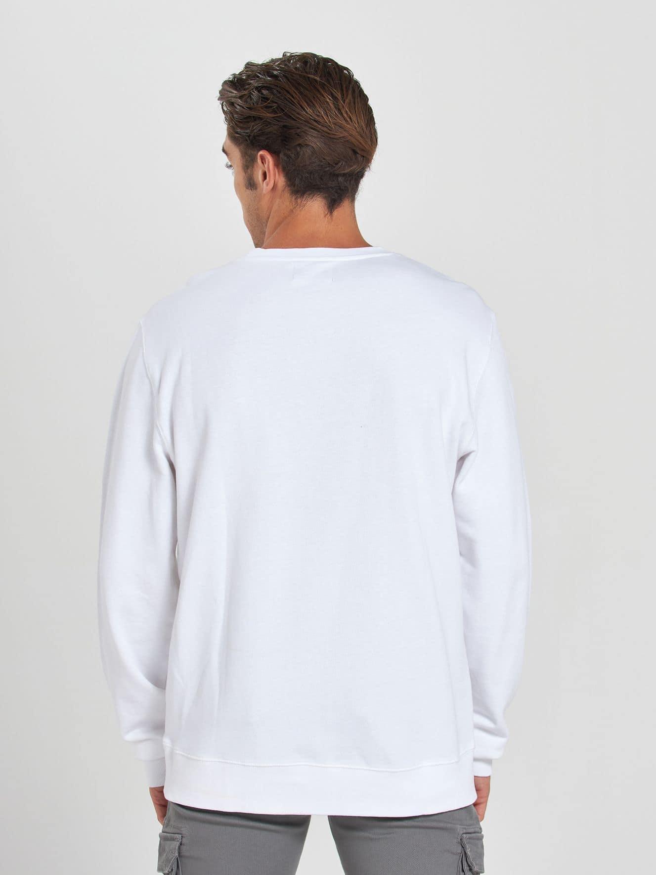 Sweat shirt Homme Terranova