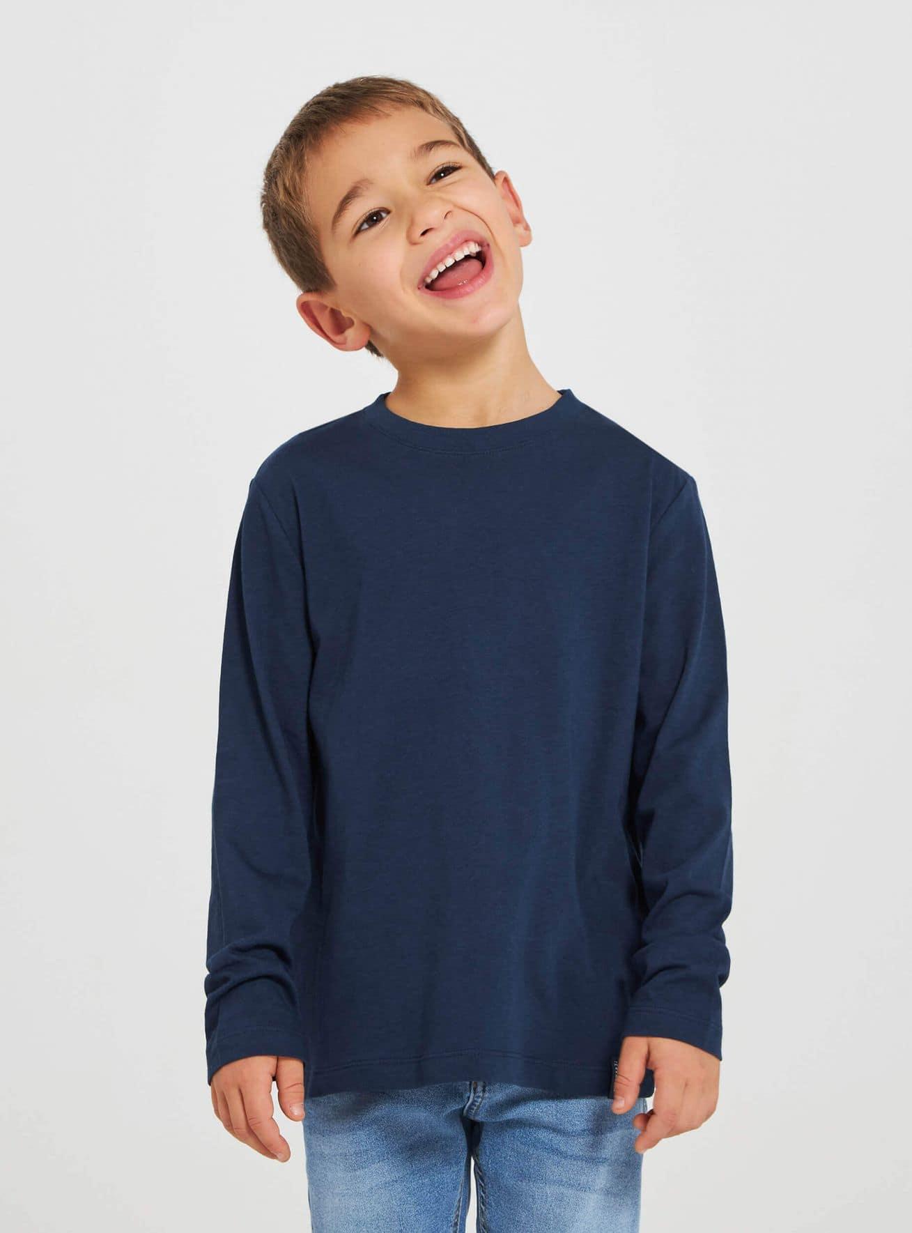 T-Shirt ML Детски дрехи за момчета 010