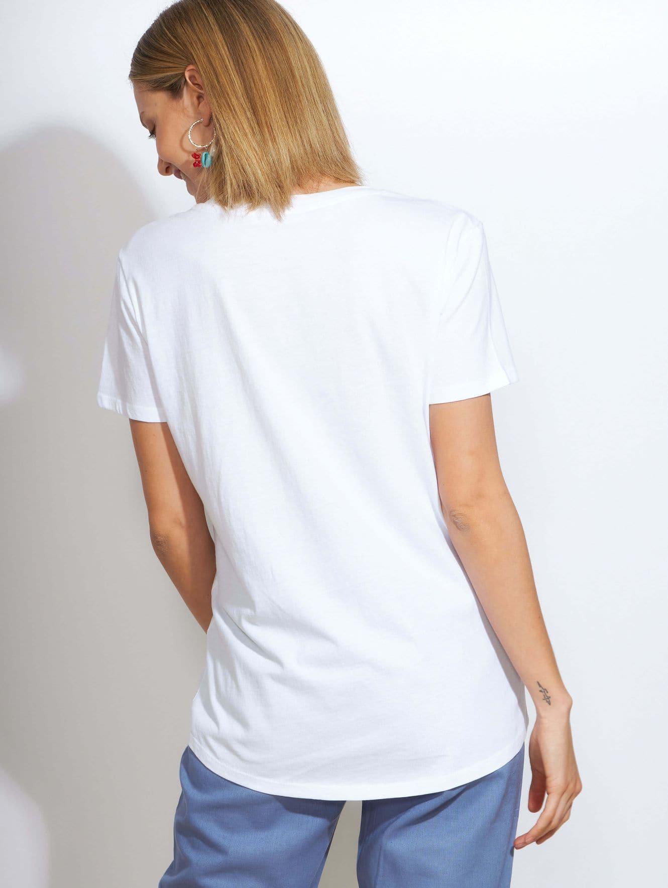 T-Shirt Femme Terranova