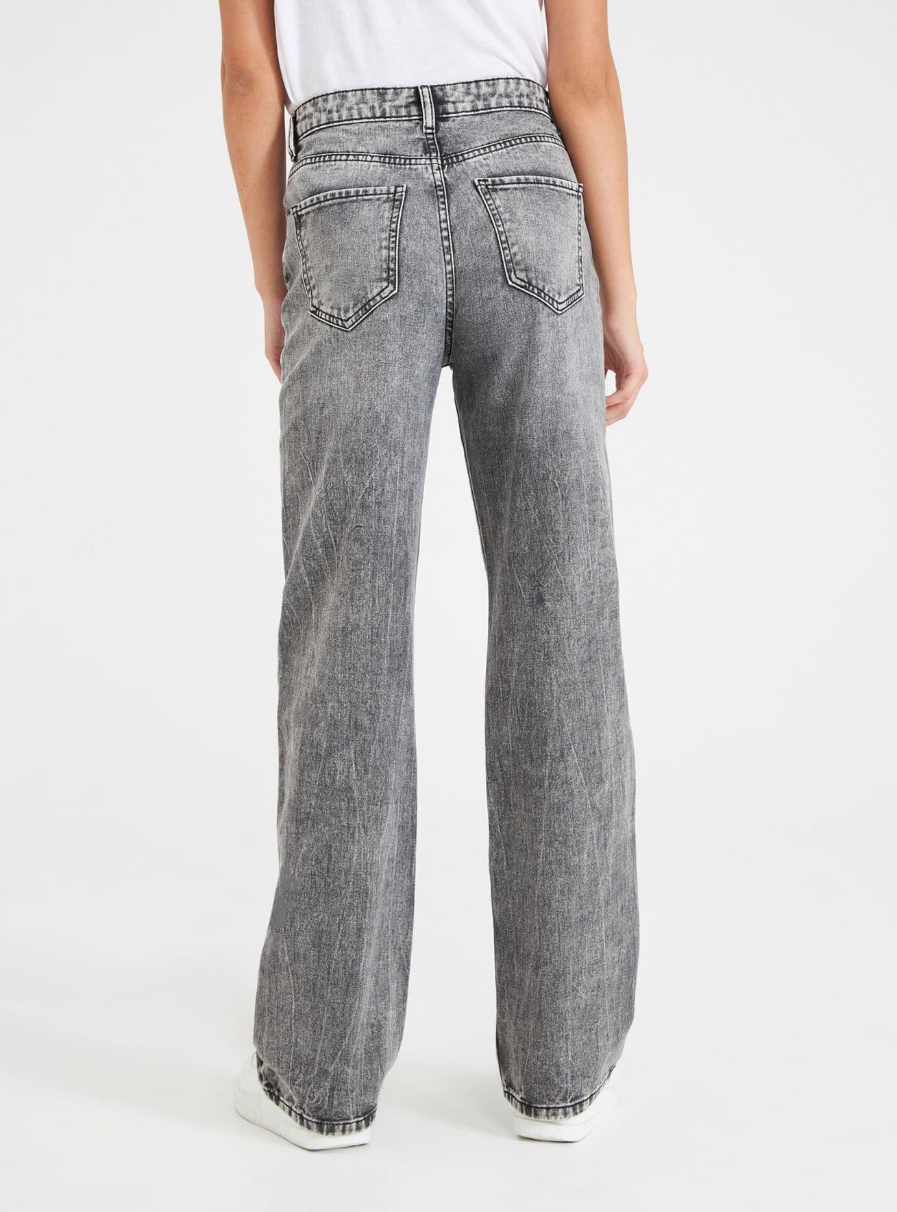Pantalone Jeans Lungo Damen Terranova