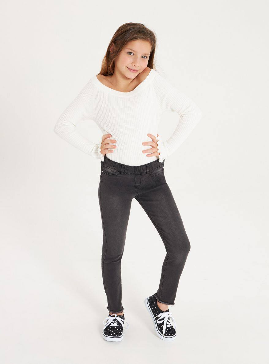 Long pants jeans Girls Terranova