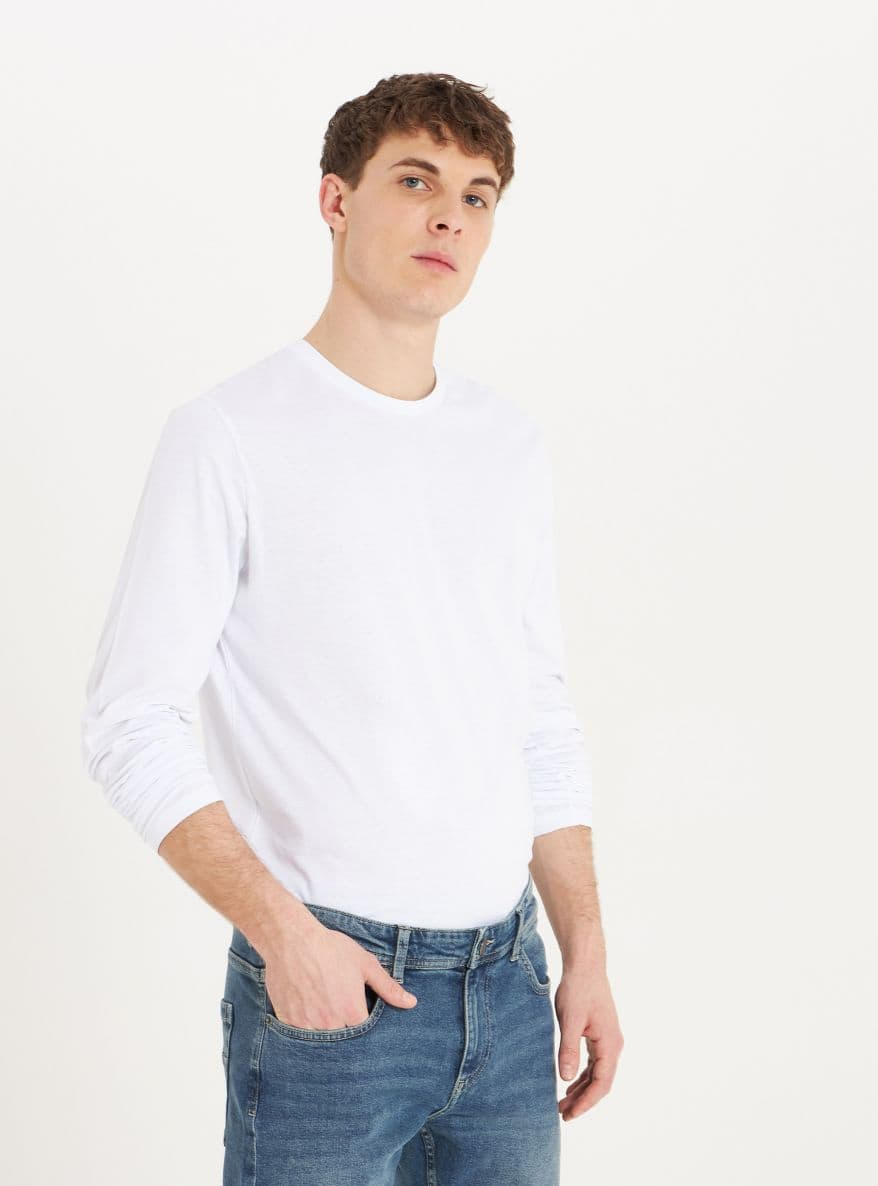Long-sleeved T-shirt Man Terranova