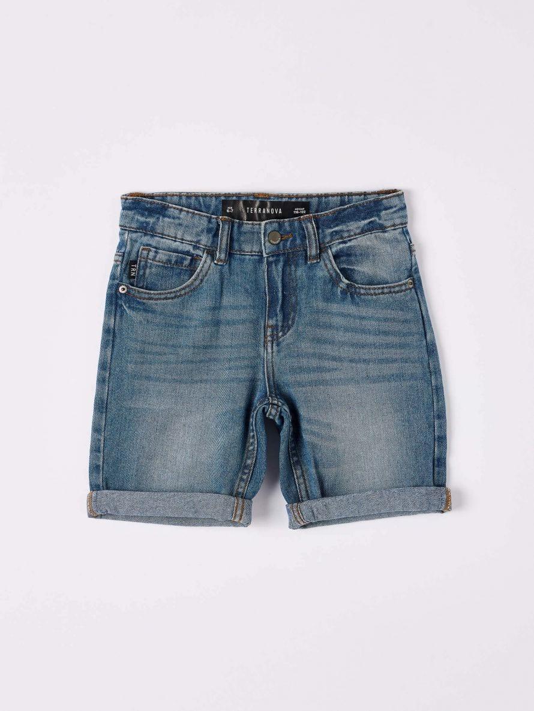 Short pants jeans Boys Terranova