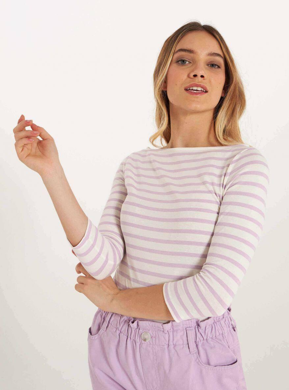 Long-sleeved T-shirt Woman Terranova
