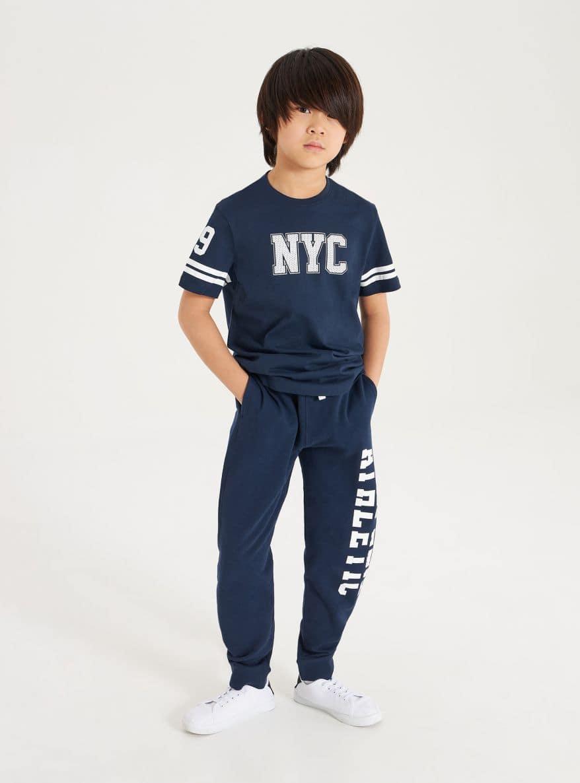 Pantalone ginnico Lungo Bambino Terranova