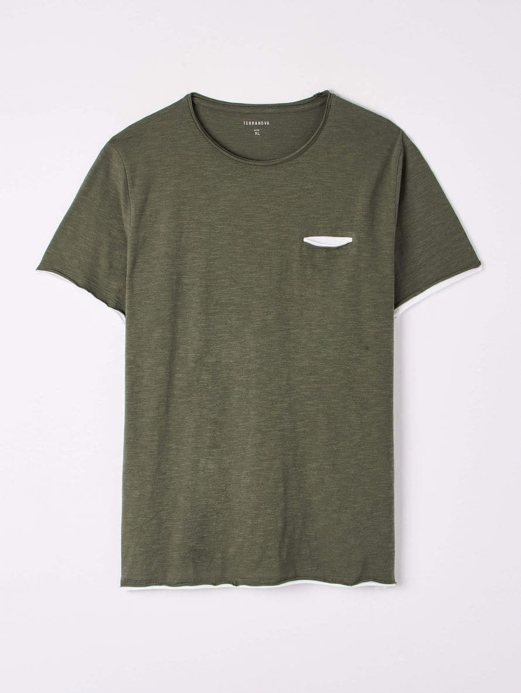 T-Shirt MC Herren Terranova