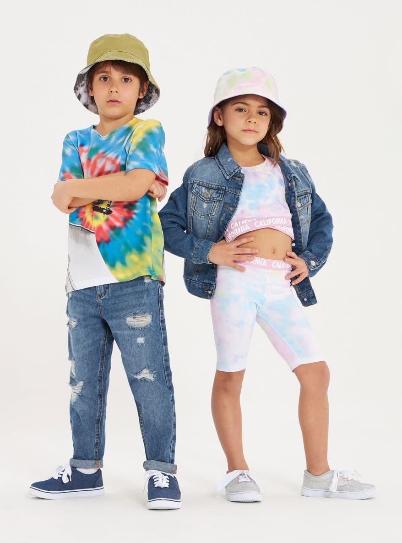 Leggings Corto Детски дрехи за момичета 010