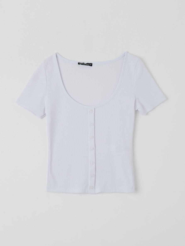 Short-sleeved T-shirt Woman Terranova