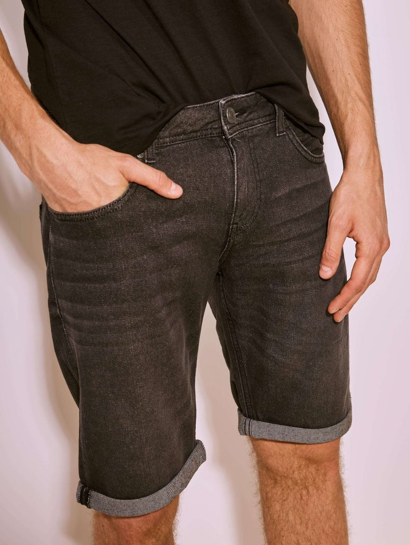 Pantalone Jeans Corto Homme Terranova