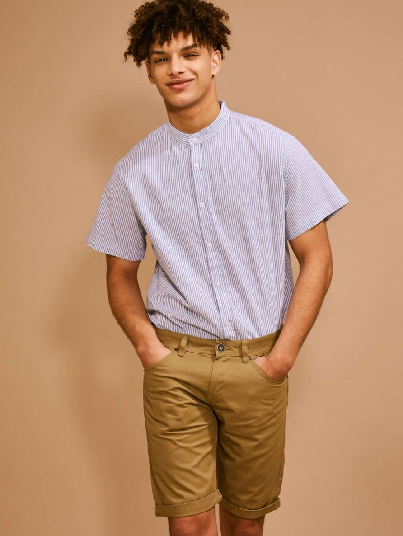 Pantalone Corto Homme Terranova