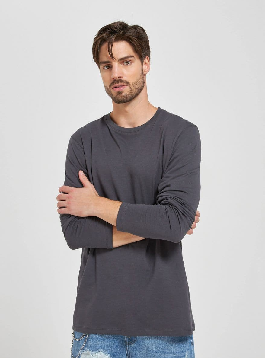 T-Shirt ML Uomo Terranova