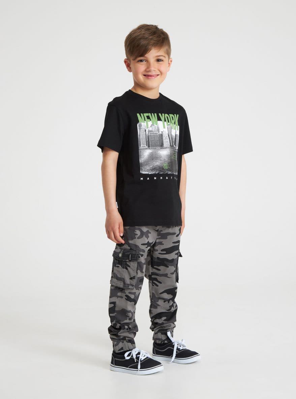 Kalhoty Detské chlapecké Terranova
