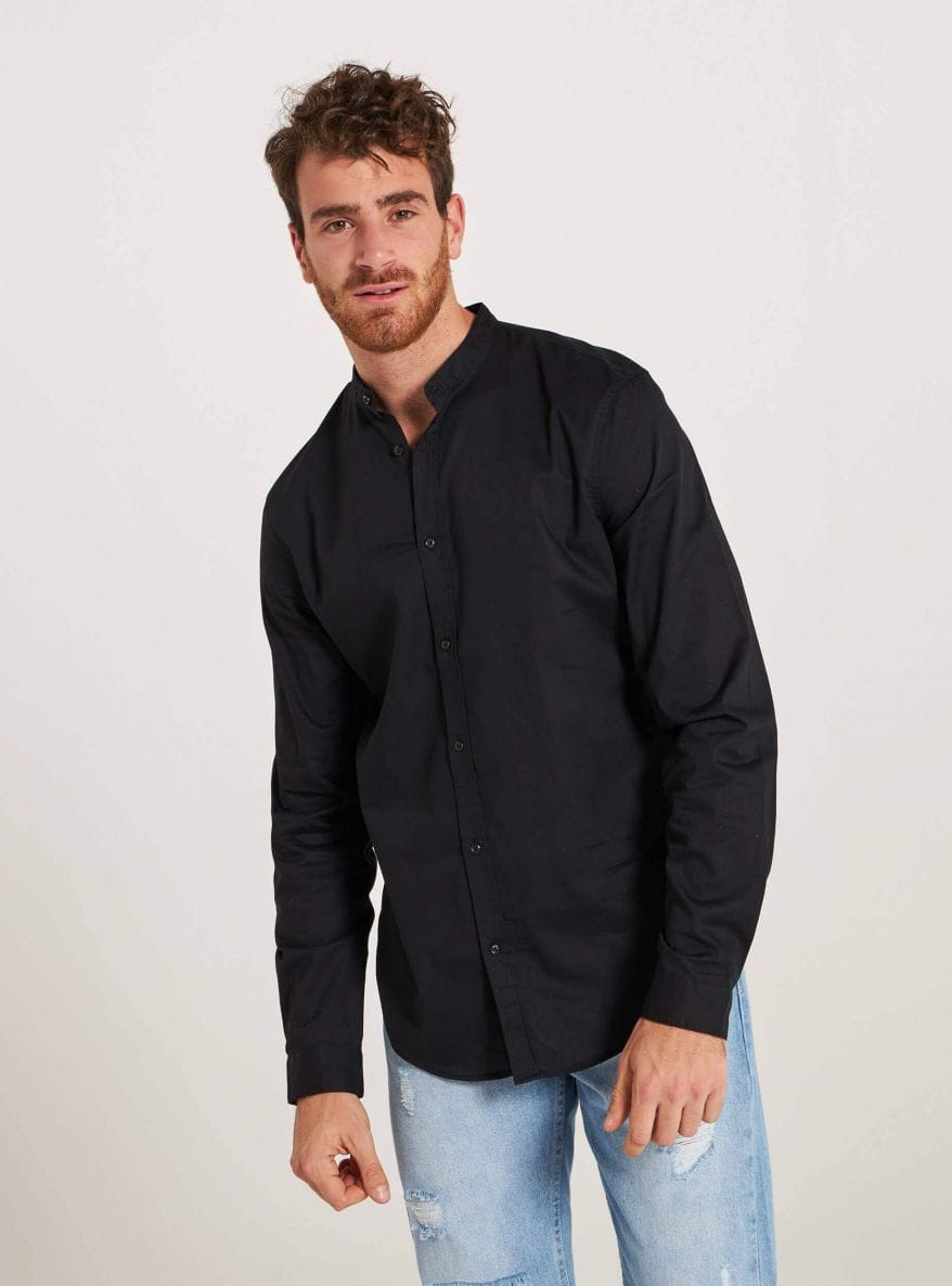 Long-sleeved shirt Man Terranova
