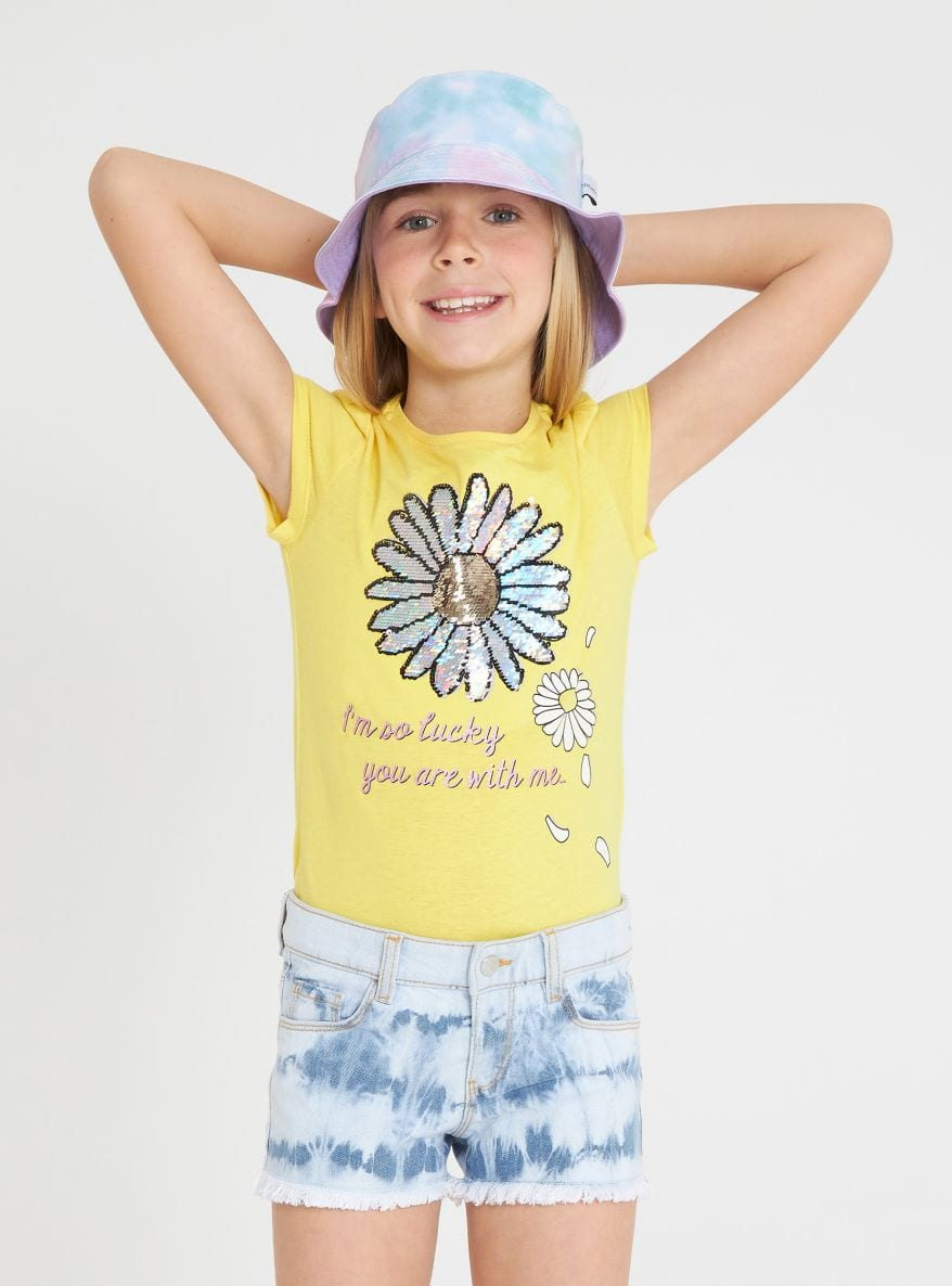 Short-sleeved T-shirt Girls Terranova