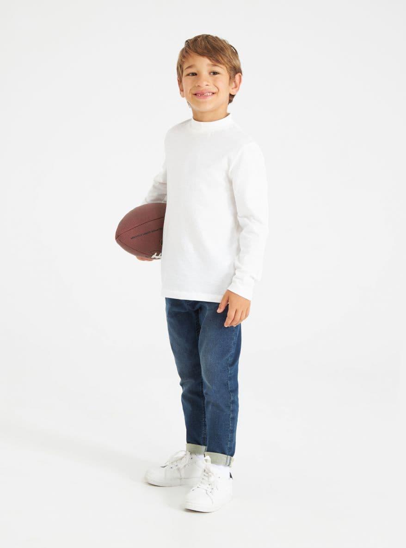 Pantalone Jeans Lungo Junge Terranova