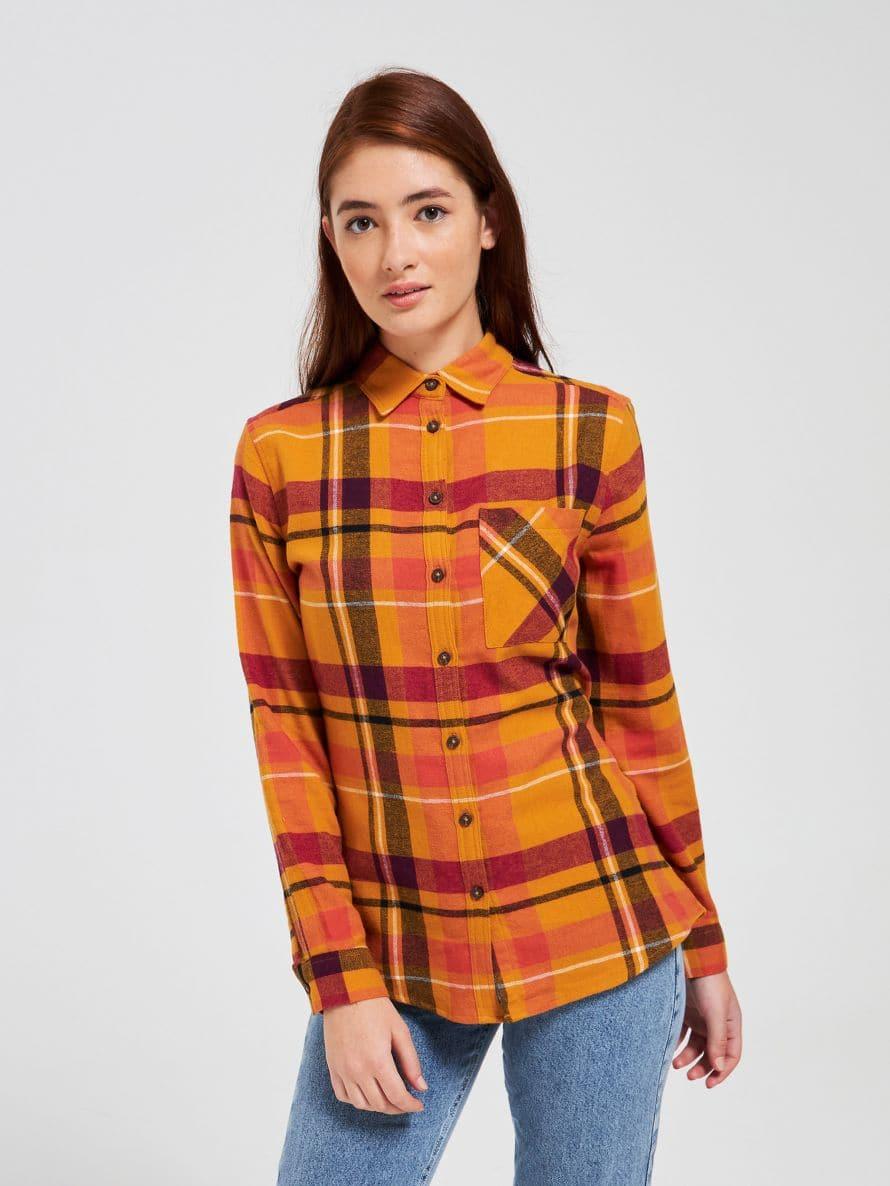 Long-sleeved shirt Woman Terranova