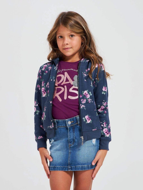 Sweat shirt Bambina Terranova